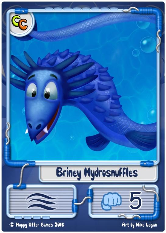 Baby Mer-Dragon