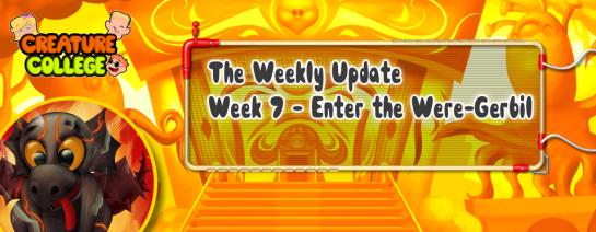Weekly Update 7