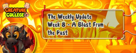 Weekly Update 8