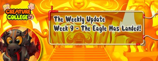 Weekly Update 9