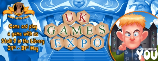 UK Games Expo Event