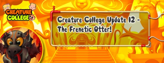 Creature College Update 12